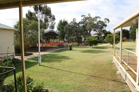 school grounds